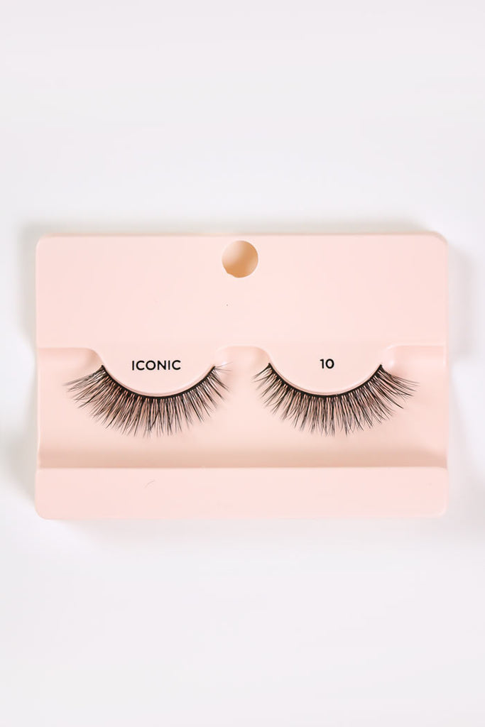 Iconic 10 Lashes