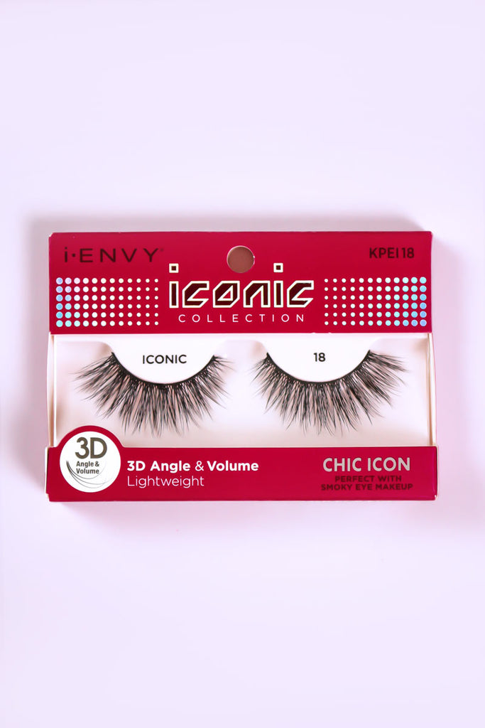 Iconic 18 Lashes