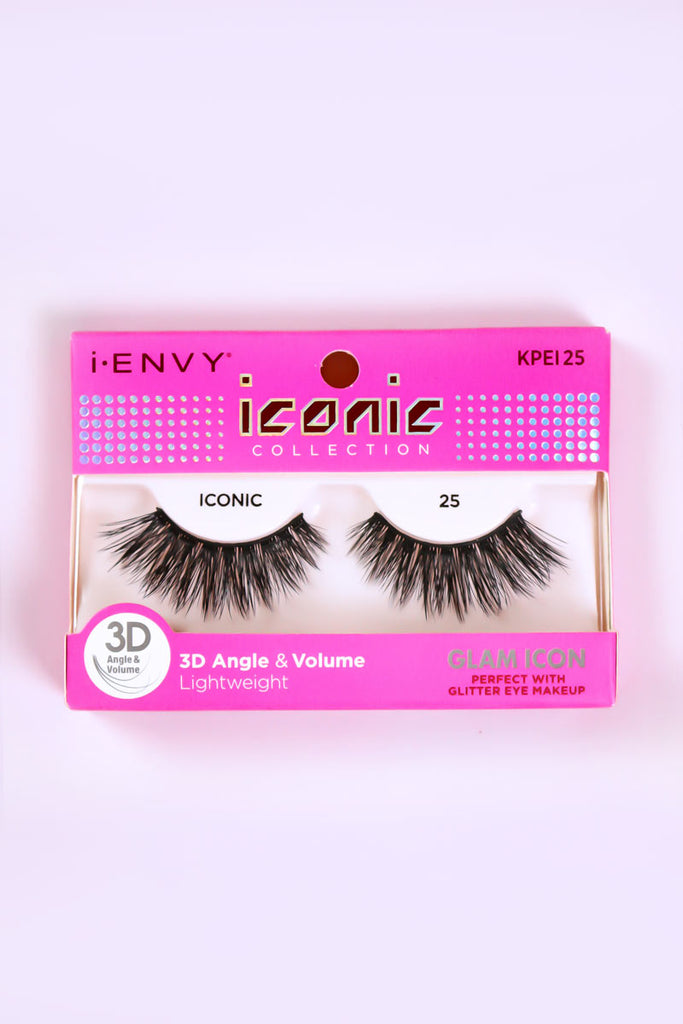 Iconic 25 Lashes