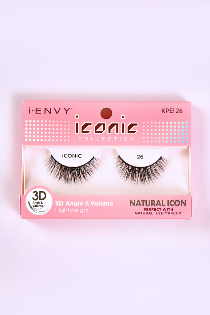 Iconic 26 Lashes