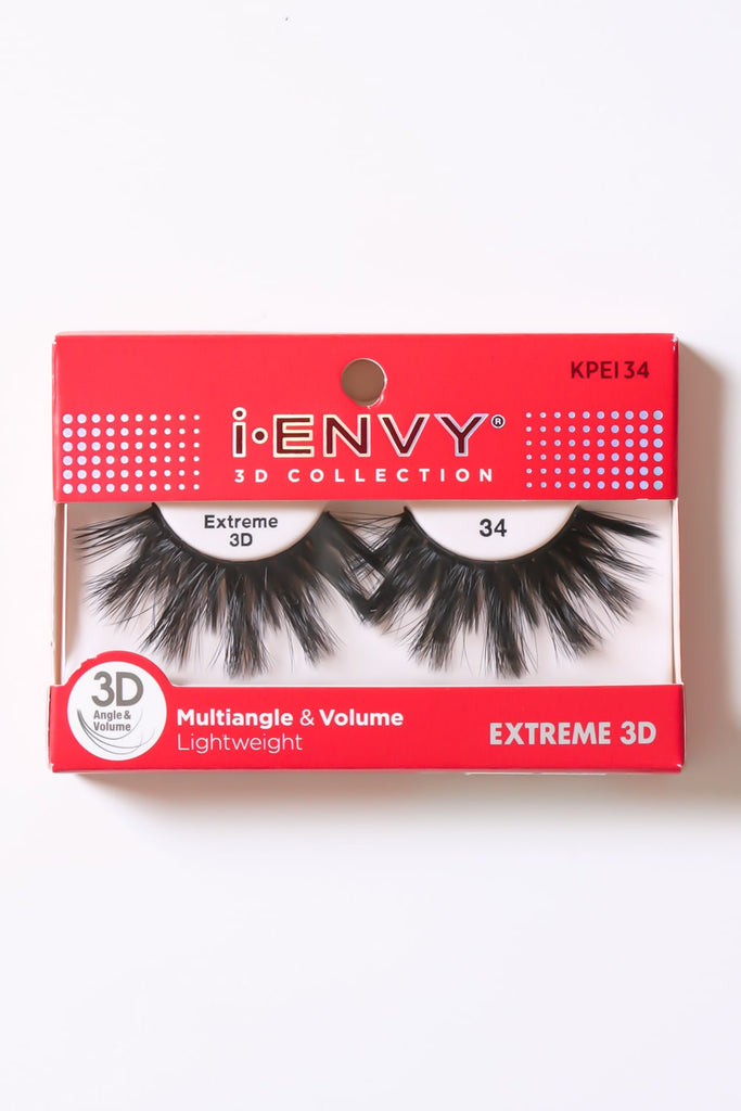 Extreme 3D Lashes #34