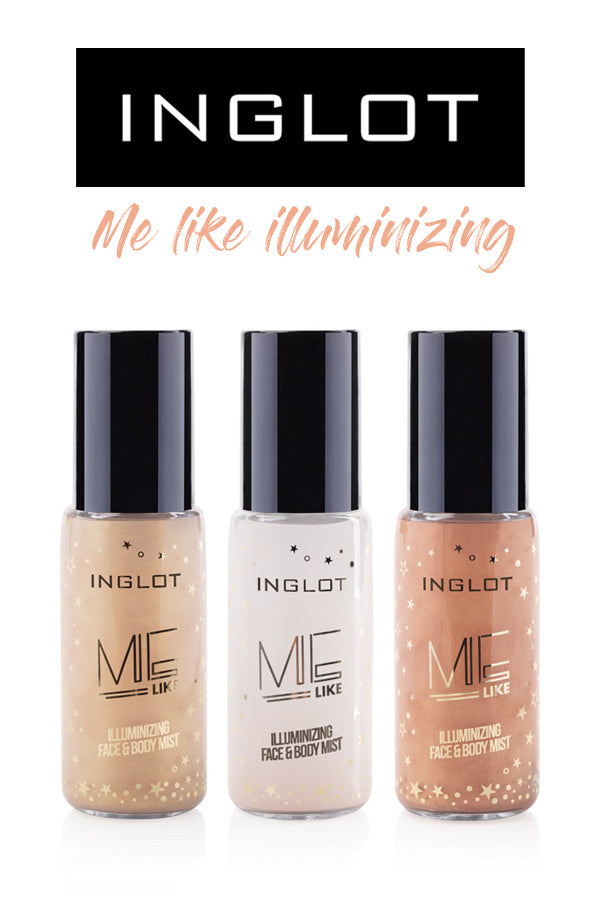 Me Like Illuminizing Face & Body Mist
