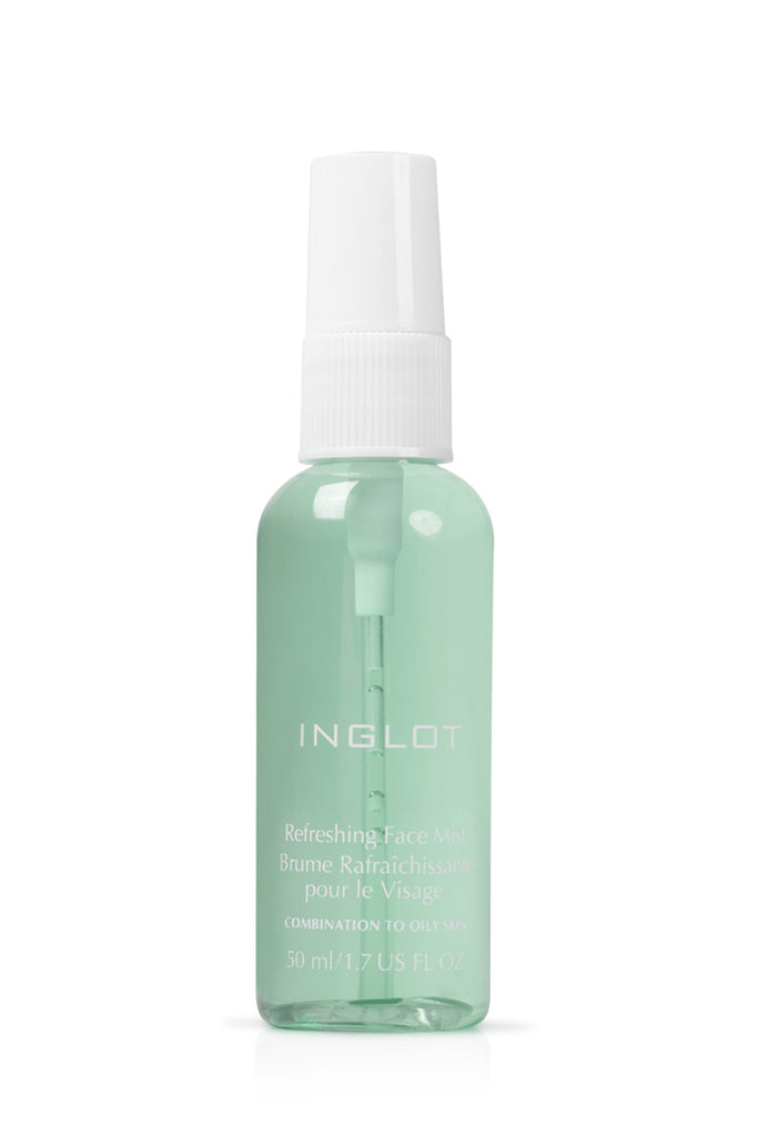 Refreshing Face Mist: Combination to Oily Skin