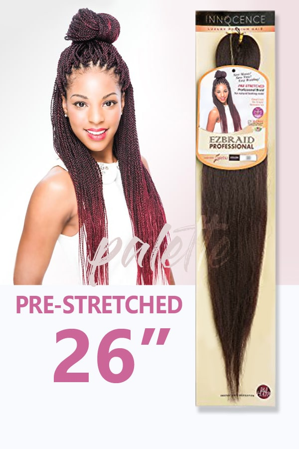 Pre-stretched EZ Braid 26 inches