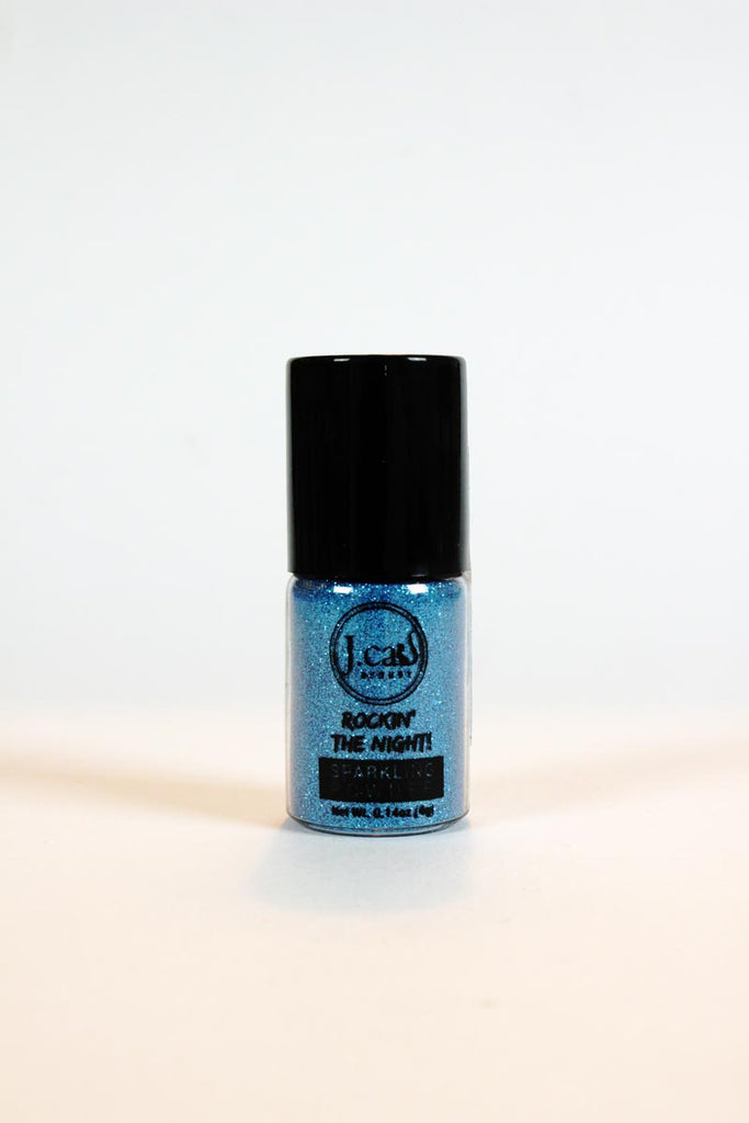 Rockin' the Night:  Sparkling Eye Glitter