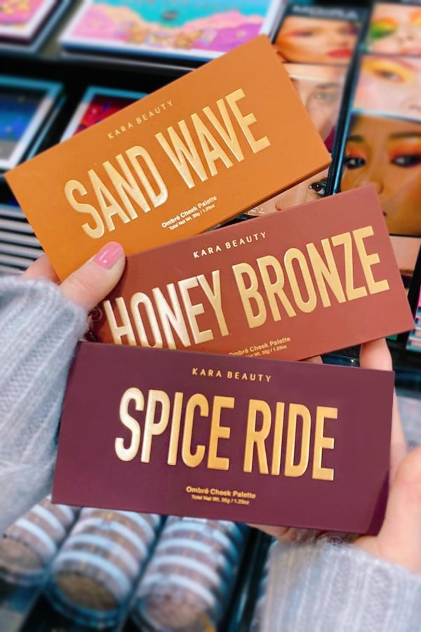 Ombre Cheek Palette - Sand Wave