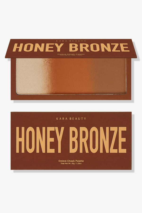 Ombre Cheek Palette - Honey Bronze