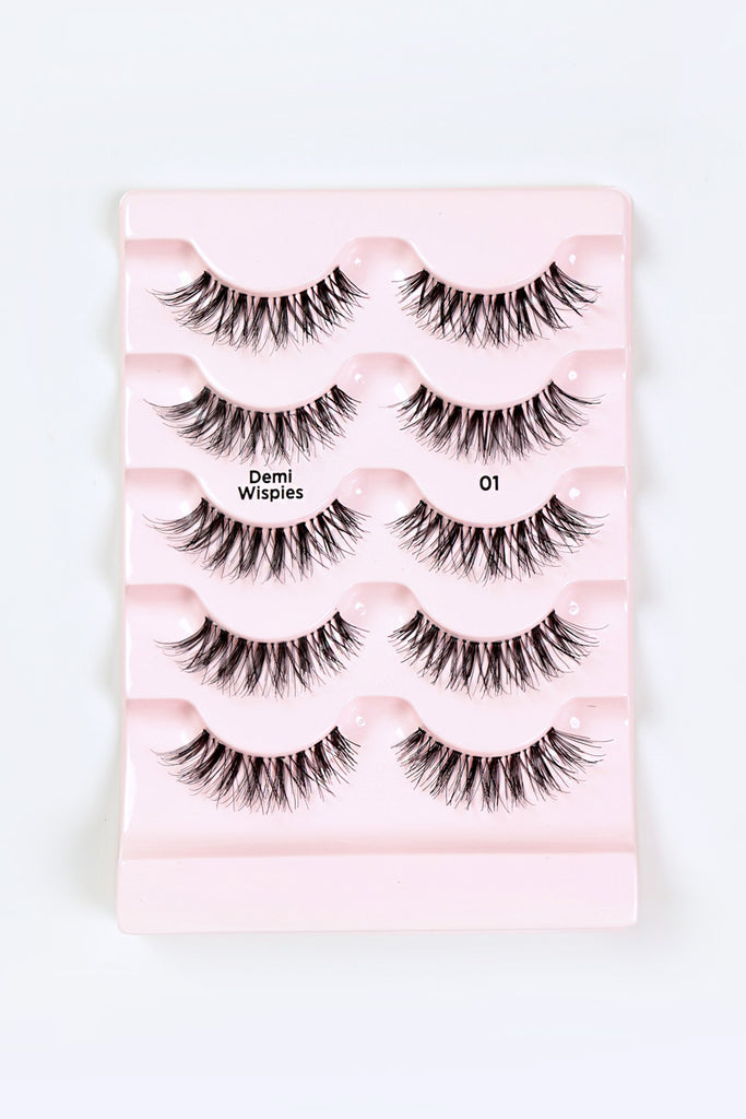 Demi Wispies 01 [4 + 1 Value Pack]