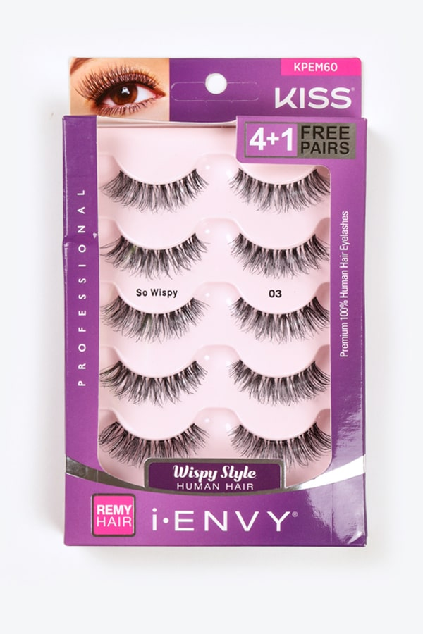 So Wispy 03 Multipack (5 pairs of lashes)
