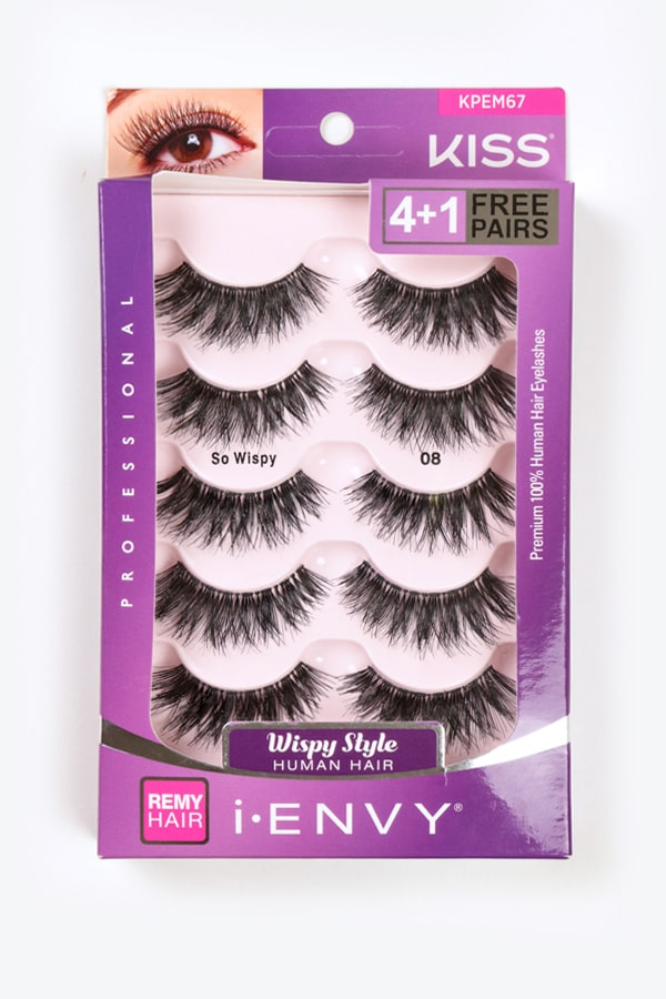 So Wispy 08 Multipack (5 pairs of lashes)