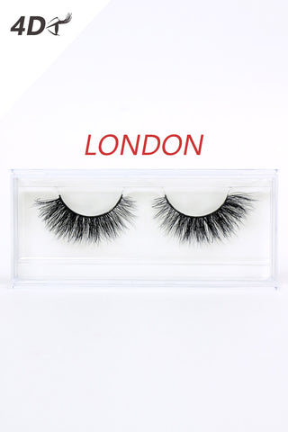 100% Mink Lashes [London]