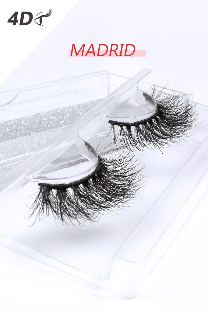 100% Mink Lashes [Madrid]