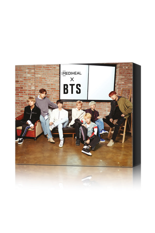 MEDIHEAL X BTS Brightening Care Special Set