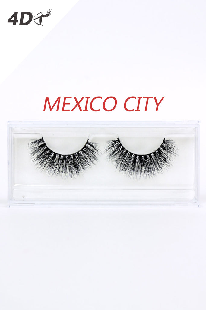 100% Mink Lashes [Mexico City]