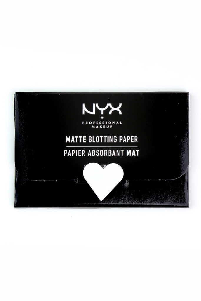Matte Blotting Paper [50 Sheets]