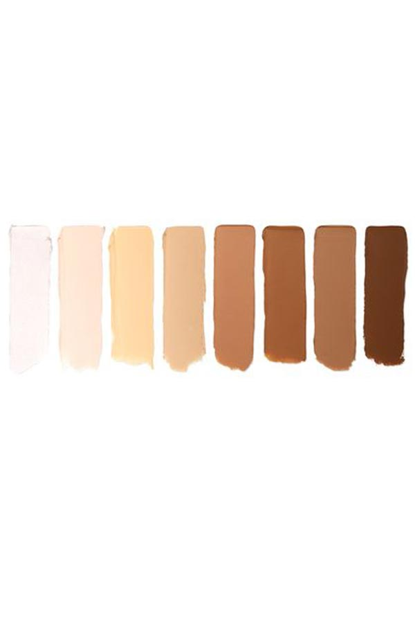 Highlight & Contour Cream Pro Palette