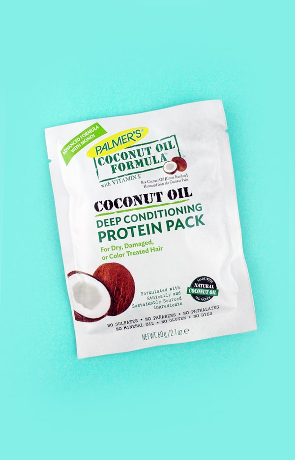 Coconut Oil Deep Conditioner Protein pack