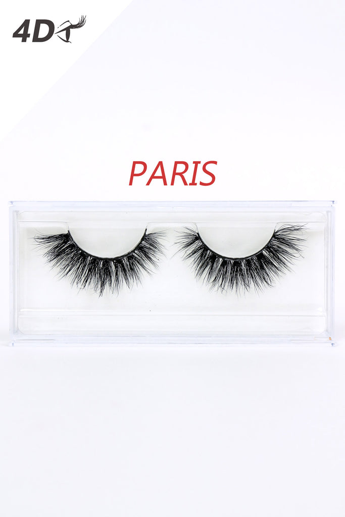 100% Mink Lashes [Paris]