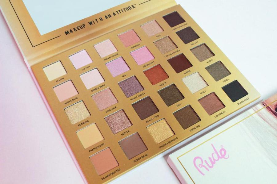 Au Naturel Eyeshadow Palette