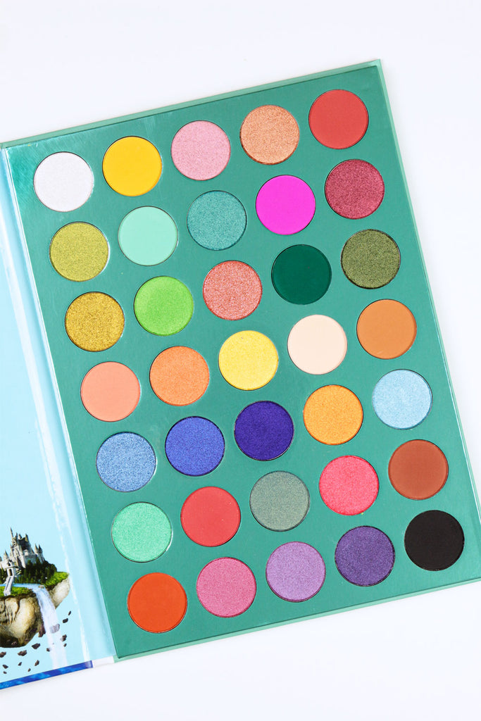 Merfantasia Eyeshadow Palette [Book 8]
