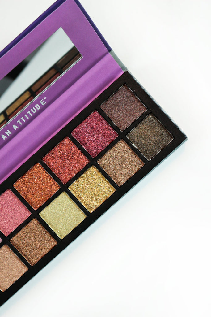 Metropolis 14 Color Eyeshadow Palette - London