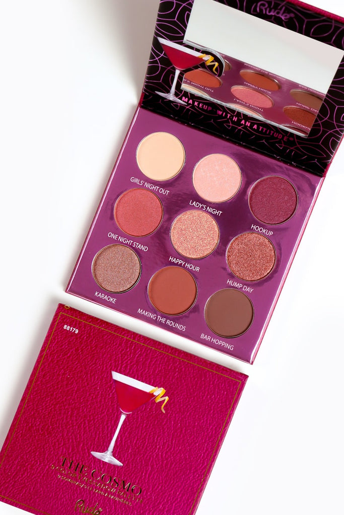 The Cosmo Cocktail Party Eyeshadow Palette