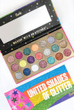 United Shades of Glitter Eye Palette