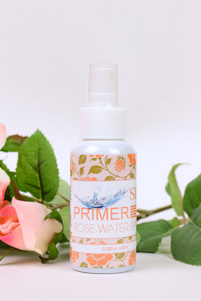 Primer Rose Water Spray