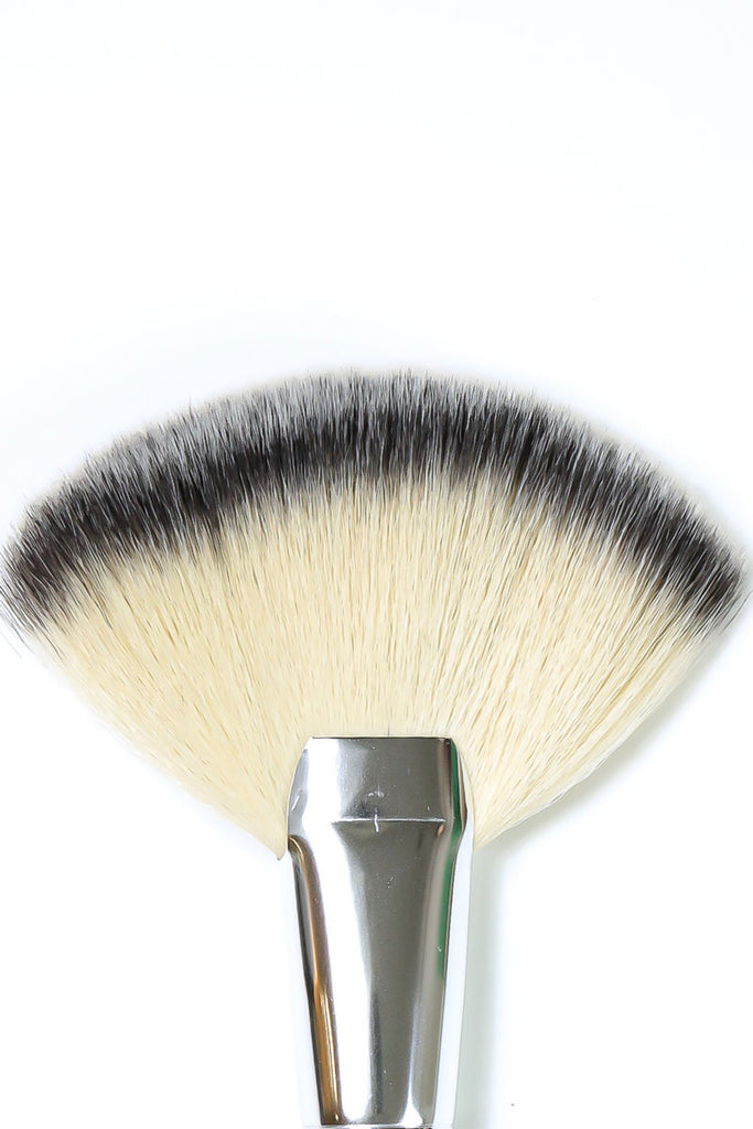 Deluxe Fan Brush SS023