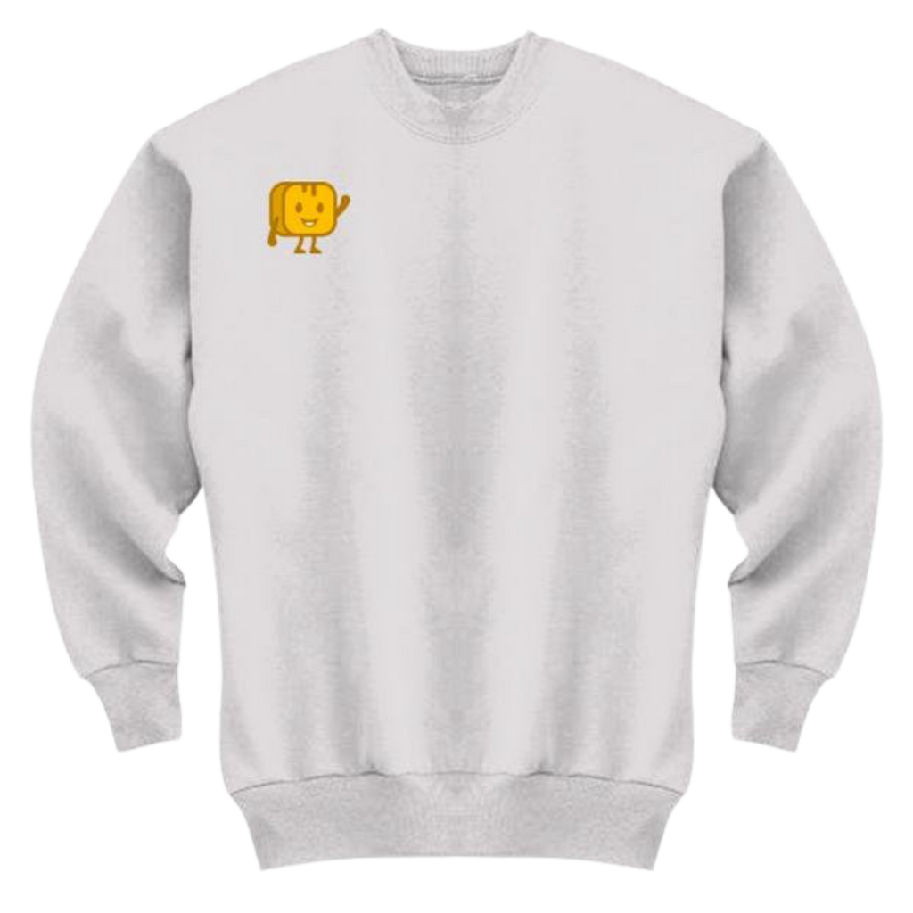 MR. BUTTER CREWNECK