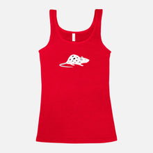 Load image into Gallery viewer, THE ROYAL TENENBAUMS / Dalmatian Mouse / Blended Jersey Tank / Women's