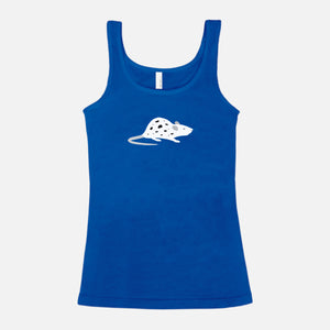 THE ROYAL TENENBAUMS / Dalmatian Mouse / Blended Jersey Tank / Women's