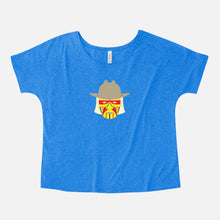 Load image into Gallery viewer, THE ROYAL TENENBAUMS / Here Comes Eli / Slouchy Tee / Women's