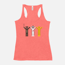 Load image into Gallery viewer, THE ROYAL TENENBAUMS / Margot's First Play / Racerback Tank / Women's