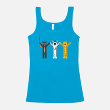 Load image into Gallery viewer, THE ROYAL TENENBAUMS / Margot's First Play / Blended Jersey Tank / Women's