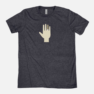 THE ROYAL TENENBAUMS / Margot's Hand / Triblend T-Shirt / Unisex