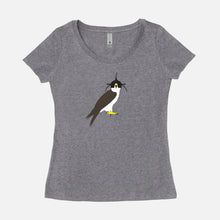Load image into Gallery viewer, THE ROYAL TENENBAUMS / Mordecai / Scoop Tee / Women's