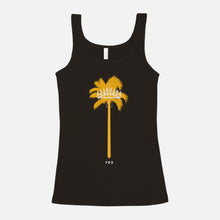Load image into Gallery viewer, LAS VEGAS / Palm Tree Cell Tower / Blended Jersey Tank / Women's