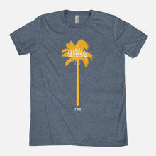 Load image into Gallery viewer, LAS VEGAS / Palm Tree Cell Tower / Triblend T-Shirt / Unisex