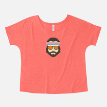 Load image into Gallery viewer, THE ROYAL TENENBAUMS / Richie / Slouchy Tee / Women's