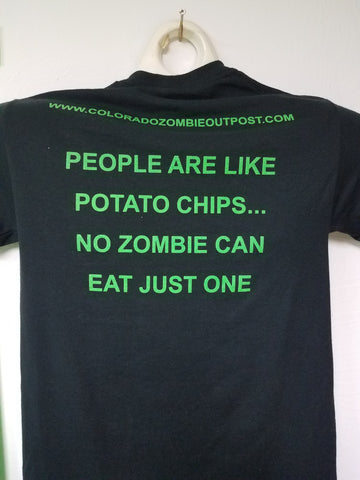 People Are Like Potato Chips... T-Shirt