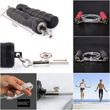 Jump Rope Gym Fitness Equipment Training Exercise Skipping Speed Rope
