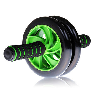 Abdominal Abs Exercise Wheel Body Gym Strength Training Roller Machine