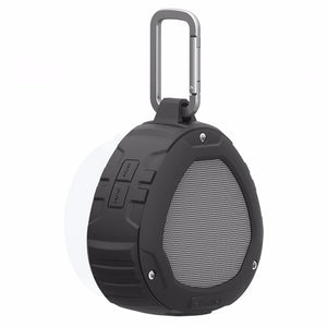 Mini Outdoor Portable Bluetooth Waterproof stereo sound box wireless speaker