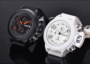 MEGIR Original Watch Men Sport Quartz Chronograph Wrist