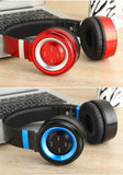 Sound P6 Bluetooth Headphones Wireless with Microphone Support TF Card FM Radio Stereo Headset