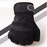Gym Gloves Heavyweight Sports Exercise Weight Lifting Gloves