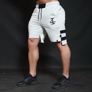 Men's Short Sporting Casual clothing Elastic Waist  Shorts