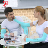 Breathable Quick-dry Arm Summer Cover UV Protection  Ice Cool Sleeves
