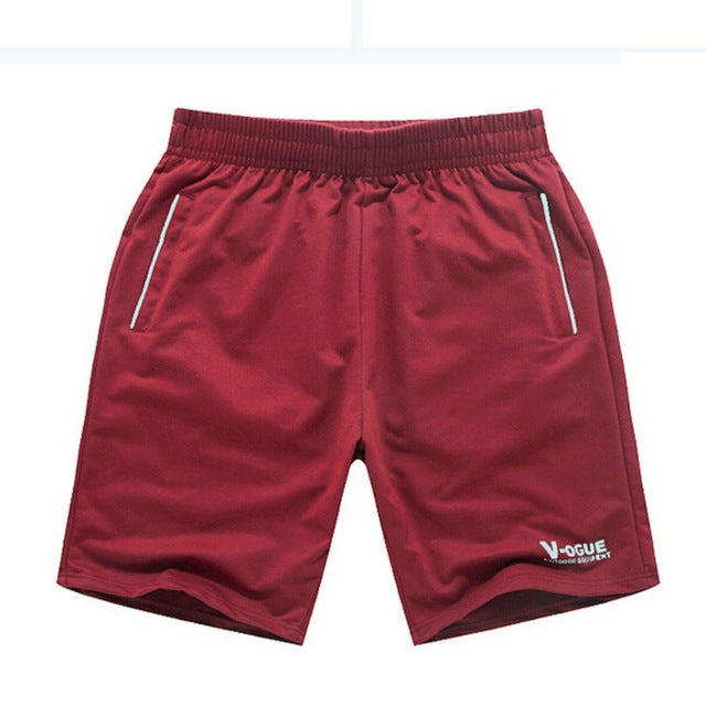 Casual Beach Shorts Men Bottoms
